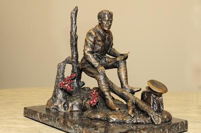 McCrae Statue